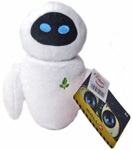 Wall-E: Eve 6-Inch Plush
