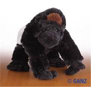 Webkinz - Silverback Gorilla HM335