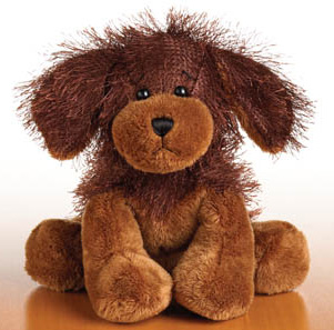 Webkinz - Brown Dog HM195