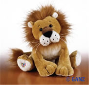 Webkinz - Caramel Lion HM175