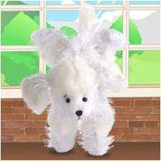 Webkinz Poodle