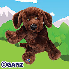Webkinz - Chocolate Lab