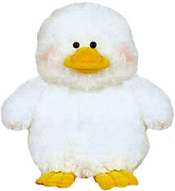 Webkinz - White Easter Duck