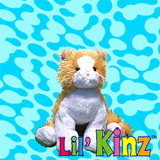 LilKinz - Orange and White Cat