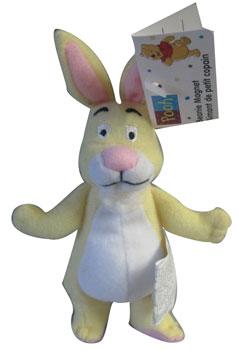 3-inch Bean Bag Buddy Winnie The Pooh - Rabbit