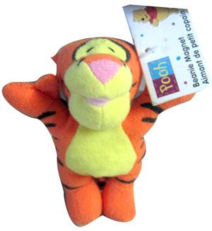 3-inch Bean Bag Buddy Winnie The Pooh - Tigger
