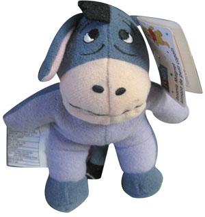 3-inch Bean Bag Buddy Winnie The Pooh - Eeyore