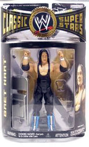 All Black Series 13 - Bret Hart