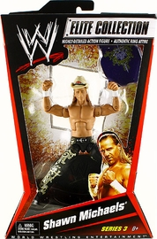 WWE Elite Collection - Shawn Michaels