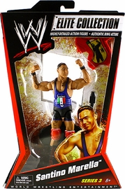 WWE Elite Collection - Santino Marella