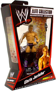 WWE Elite Collection - Chris Jericho