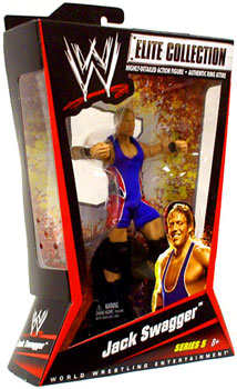 WWE Elite Collection - Jack Swagger