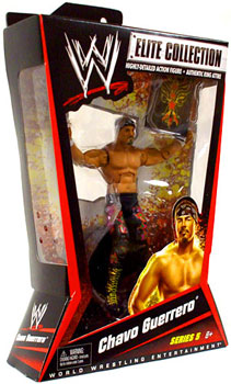 WWE Elite Collection - Chavo Guerrero