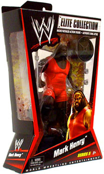 WWE Elite Collection - Mark Henry