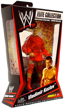 WWE Elite Collection - Vladimir Kozlov