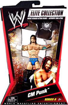 WWE Elite Collection - Series 6 CM Punk
