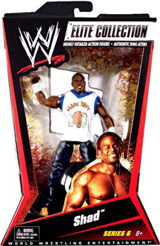 WWE Elite Collection - Shad
