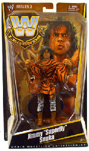 WWE Legends - Jimmy Superfly Snuka