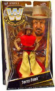 WWE Legends - Terry Funk