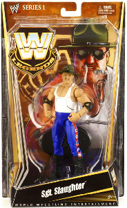 WWE Legends - Sgt Slaughter