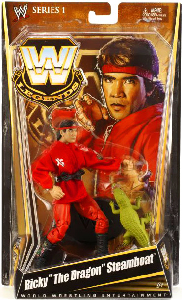 WWE Legends - Ricky The Dragon Steamboat