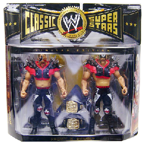 WWE Classic 2-Pack: Legion Of Doom with Belt