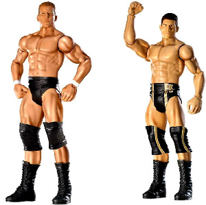 Mattel WWE - 2-Pack: Ted DiBiase and Cody Rhodes