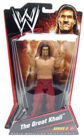 Mattel WWE - The Great Khali
