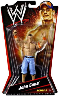 WWE Basic Series 5 - John Cena
