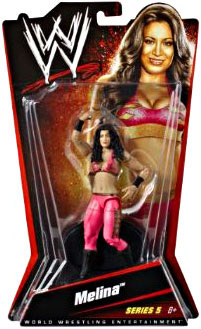 WWE Basic Series 5 - Melina