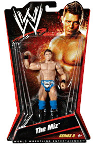 WWE Basic Series 6 - The Miz