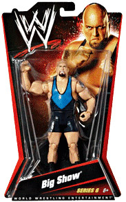 WWE Basic Series 6 - Big Show