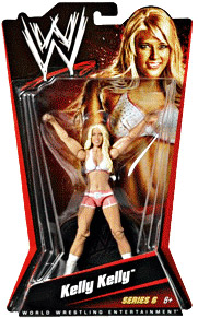 WWE Basic Series 6 - Kelly Kelly