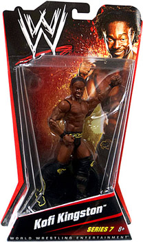 WWE Basic Series 7 - Kofi Kingston