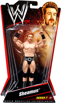 WWE Basic Series 7 - Sheamus
