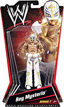 WWE Basic Series 7 - Rey Mysterio