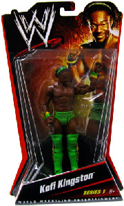 Mattel WWE - Kofi Kingston