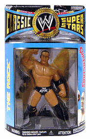 WWE Classic - LJN The Rock