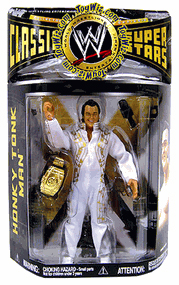 WWE Classic - Honky Tonk Man - White Suit