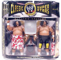 WWE Classic Teams - The Wild Samoans