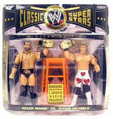 WWE Classic - Ladder Match - Razor Ramon Vs Shawn Michaels
