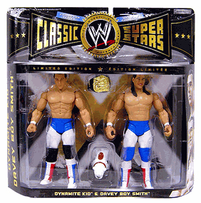 WWE Classic - The Bulldogs - Dynamite Kid and Davey Boy Smith