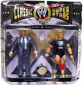 WWE Classic - Rick Flair and Barry Windham
