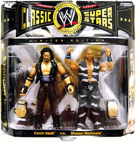 WWE Classic - Kevin Nash and Shawn Michaels