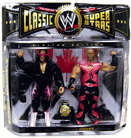WWE Classic - Bret Hart and Shawn Michaels Survivor Series 97
