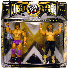 WWE Classic - Rick The Model Martel VS Jake The Snake Roberts