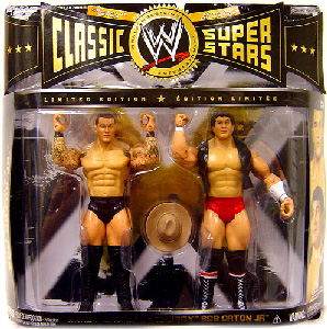 WWE Classic - Randy Orton and Cowboy Bob Orton Jr