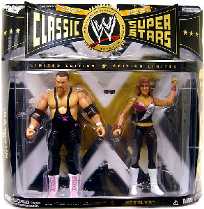 WWE Classic - Jim The Anvil Neidhart and Natalya