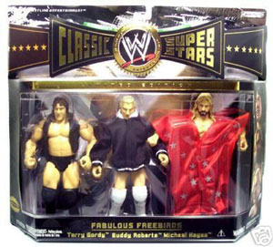 WWE Classic 3-Pack: Fabulous Freebirds