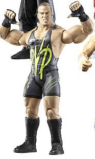 Ruthless Aggression - Rob Van Dam